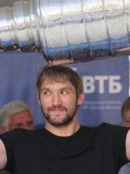 Овечкин возглавил список российских знаменитостей по версии журнала Forbes