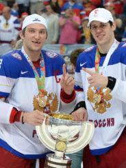 Хоккейный клуб из ОАЭ хочет пригласить Овечкина и Малкина и вступить в КХЛ