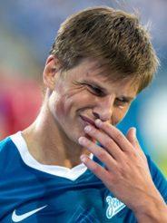 Аршавин — лучший российский футболист в ЛЧ